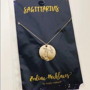 🌺 Simply Southern Zodiac Necklace   Sagittarius